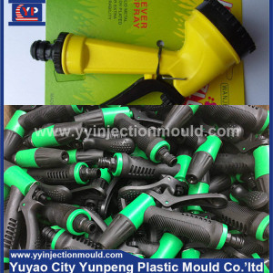 Plastic mould for high quality water Spray Gun (with video)