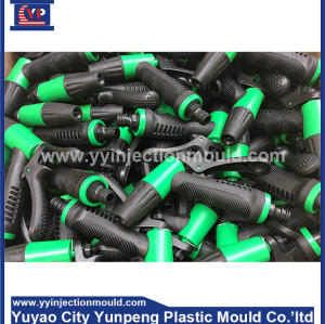 multi function 8 patterns high pressure garden hose spray nozzle mold (with video)