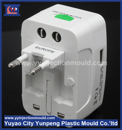 Adaptor cover electronic plastic injection moulding products (with video)