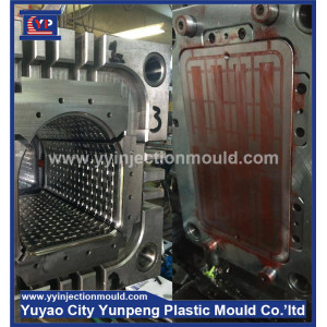plastic vegetable basket mould (with video)