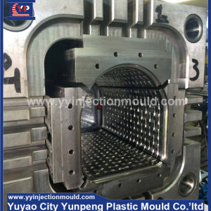Cheap Injection Plastic Mould Manufacturer of Basket Mold (with video)