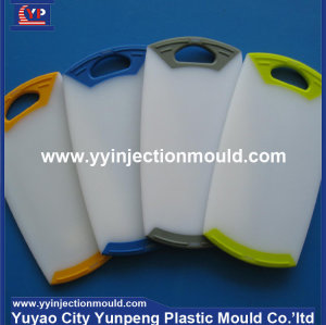 Plastic cutting board injection mould (from Tea)