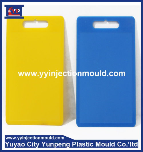 cutting board mould plastic cutting mat injection tool (from Tea)