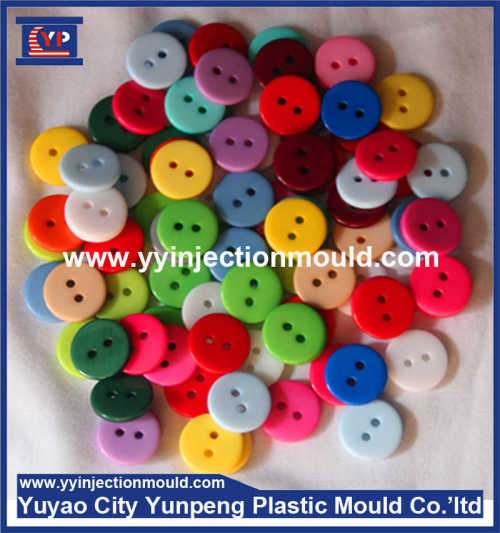 injection tooling for plastic button mould  (From Cherry)