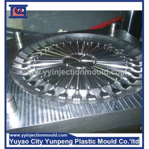 Zhejiang Ningbo plastic injection spoon /fork/knife tableware mould supplier (Amy)
