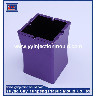 Ningbo Factory houseware ashtray mould Plastic Injection moulded making factory (from Tea)