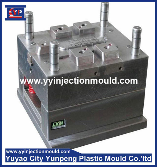 China high polish plastic ashtray mold/mould (from Tea)