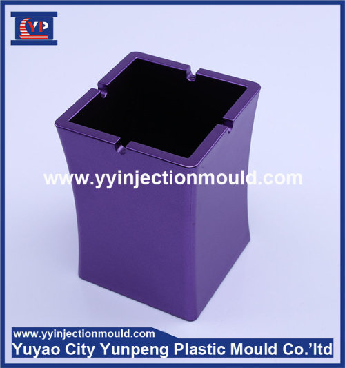 Multiple styles plastic injection ashtray mold factory (from Tea)