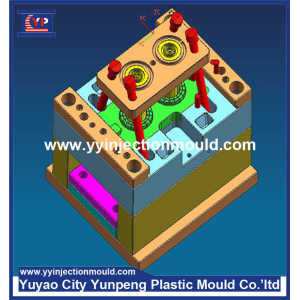 Wholesale High Quality Mould Injection Plastic Bobbin Reel Mold From Zhejiang  Mould Maker (From Cherry)