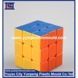 Multi-Faceted Rotatable Magic Cubes Plastic Injection Mould (from Tea)