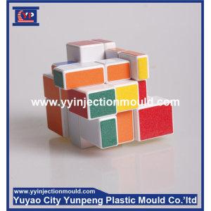 plastic intelligence folding magic cube for children (from Tea)