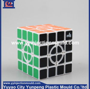 OEM/ODM High Quality plastic cube rubik mould (from Tea)