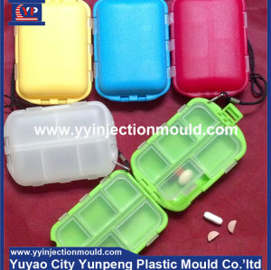 plastic medical pill storage box mould supplier (from Tea)