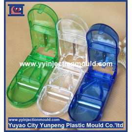 plastic medical pill box mold with high quality (from Tea)