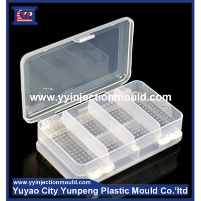 offer customized plastic pill box mould (from Tea)