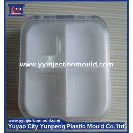 Injection Mould Medical Pill Box Plastic Injection Moulding (from Tea)