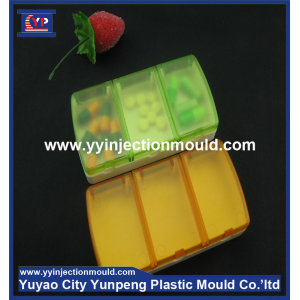 wholesale plastic pill box injection moulding in zhejiang (from Tea)