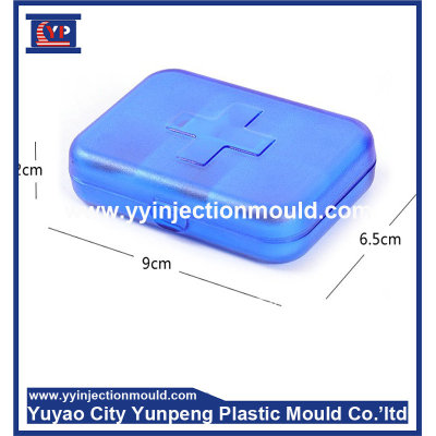 hot sale high quality injection pill box mold (from Tea)