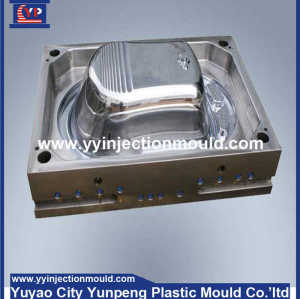 Plastic mold and injection---plastic children basin mold  (From Cherry)
