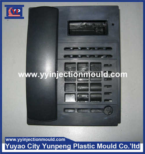 Manufacturing multi tool spanking machine plastic shell mould(From Cherry)