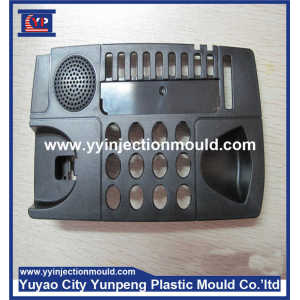 top quality of plastic product mould at cheap price for  spanking machine plastic shell mould(From Cherry)