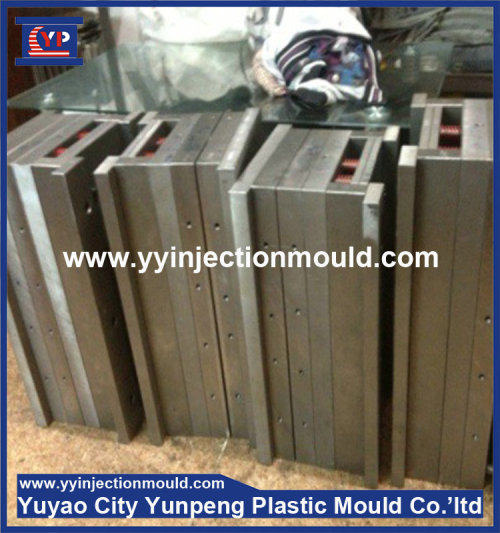 small plastic part injection molded (from Tea)