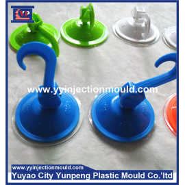 Quality show professional plastic injection mould, nylon injected hook, plastic hook and loop fastener (From Cherry)