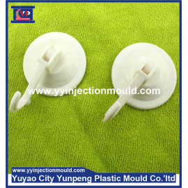 Plastic suction cups hook plastic door wall hook custom plastic injection mould OEM  (From Cherry)