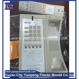phone case plastic injection mould/plastic Mobile lid mould phone case molding (Amy)