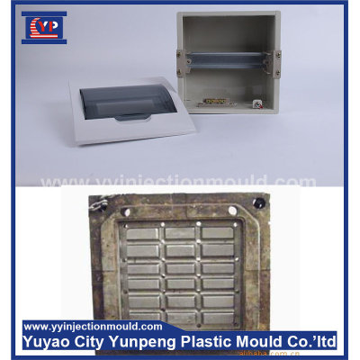 China factory cheap price distribution box mold, plastic injection distribution box mould (Amy)