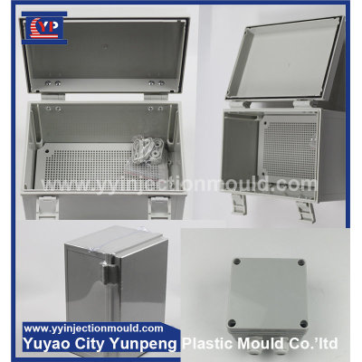 Distribution Plastic Box Enclosure Mold Ningbo (Amy)