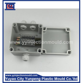 power distribution box plastic mold (Amy)