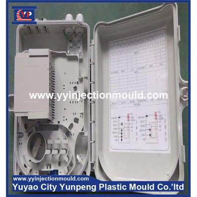 OEM/ODM precision PA66 Nylon Distribution Box plastic mold (from Tea)