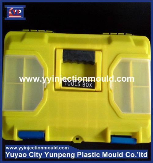 OEM/ODM precision PA66 Nylon Distribution Box plastic mold (from Tea)