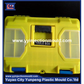 Yuyao Mold Factory plastic distribution box mold Free design (from Tea)