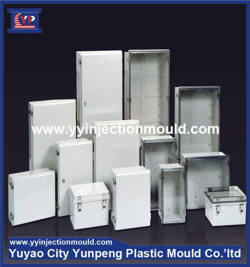 Yuyao Mold power distribution box plastic mold (from Tea)