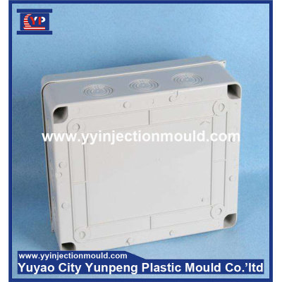 Precision injection mould for distribution box (from Tea)