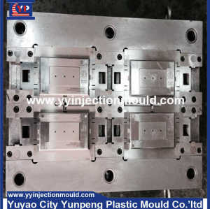 High precision plastic electrical wall switch push button injection mold (From Cherry)