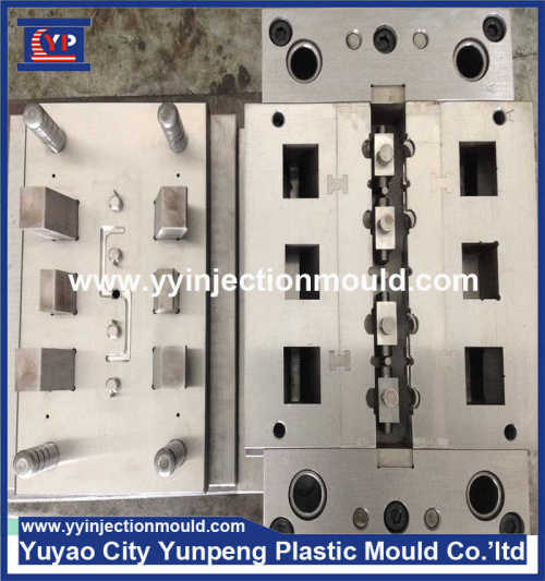 Switch Panel ABS Injection Molded Plastic Parts, ABS Mold(From Cherry)