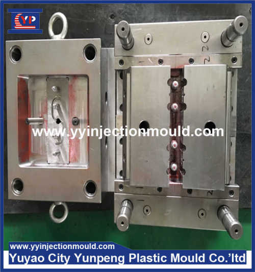 Professional Manufacturer OEM socket shell Plastic Injection Mold  (From Cherry)
