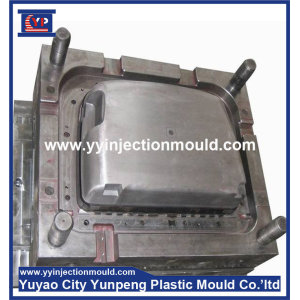 Custom high quality plastic pp luggage injection mould (from Tea)