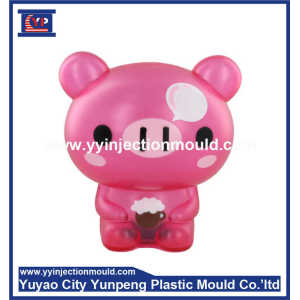 Coin saving pot plastic injection mould  (From Cherry)
