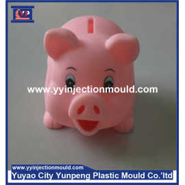 Plastic material money box China injection moulding  (From Cherry)