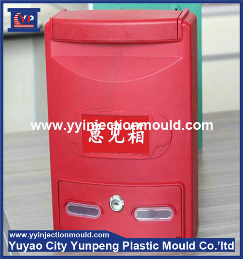 Plastic molding for plastic ideas box mould (from Tea)