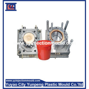 Low cost injection molding Injection mold designer plastic buckets(From Cherry)