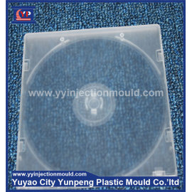 Professional plastic injection CD case mould/DVD case mold (Amy)