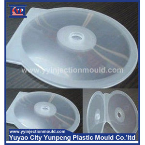 custom EU standard plastic clamshell CD case mould manufacturer (Amy)