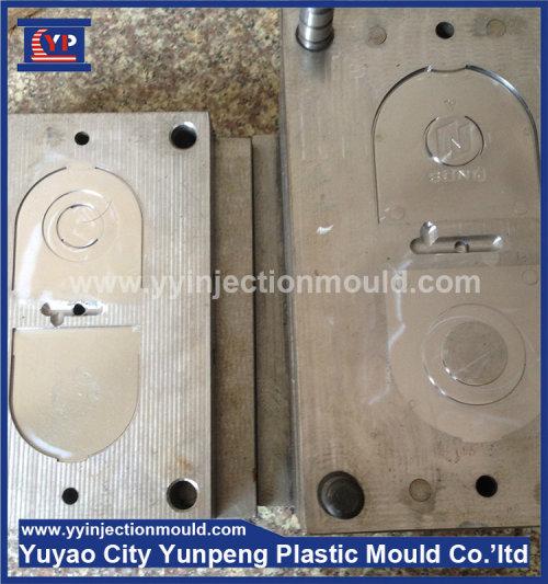 custom EU standard plastic clamshell CD case mould manufacturer (Amy)