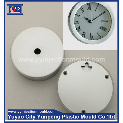 Custom Plastic Wall Clock shell Plastic Injection Mould Creative Plastic Products (Amy)