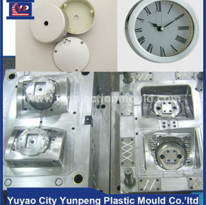 plastic injection mould for desktop alarm clock housing mould tooling (Amy)